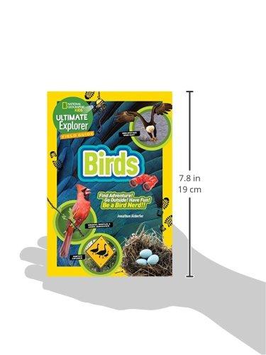Ultimate Explorer Field Guide: Birds (National Geographic Kids Ultimate Explorers Field Guide)