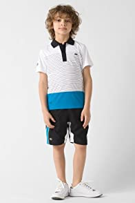 Boy's Andy Roddick Taffeta Tennis Short