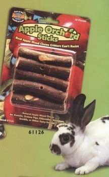 Cheap Apple Orchard Sticks Small Animal Chews (B000MD3NZO)