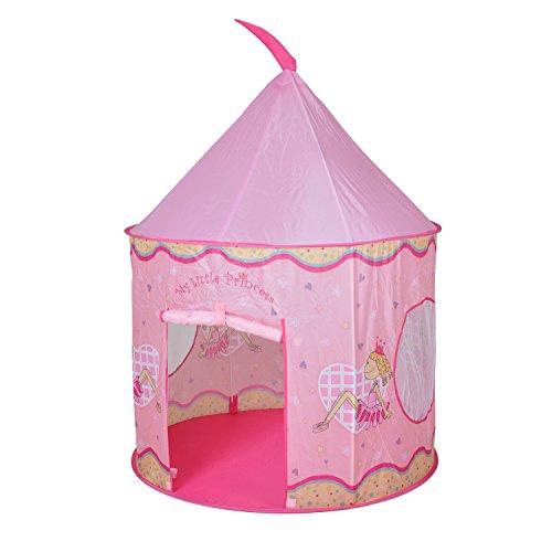 Knorrtoys - Tienda de juego con diseño Princesa (diámetro: 105 cm, altura: 135 cm) (55508)