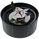 Ice Shaver Blade for Magic Bullet Food Processor (1, DESIGN 1) (1, 1 Cup)