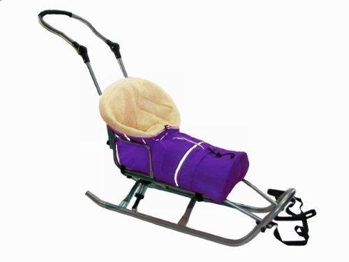 SFF-violet-20-sET-xXL-traneau-avec-amortisseur-en-laine-de-mouton-avec-thermofusack-et-acrylique-ne-feutre-pas-de-baby-joy-4-babyschlitten-mANCHE-dOSSIER