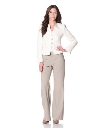 Armani Collezioni Women's Collarless Jacket