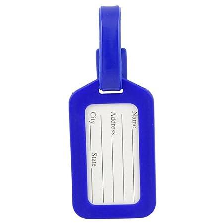 Travel Gear Luggage Tag Blue