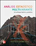 img - for ANALISIS ESTADISTICO MULTIVARIANTE. El Precio Es En Dolares book / textbook / text book