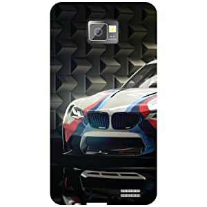 Samsung I9100 Galaxy S2 Back Cover - Matte Finish Phone Cover