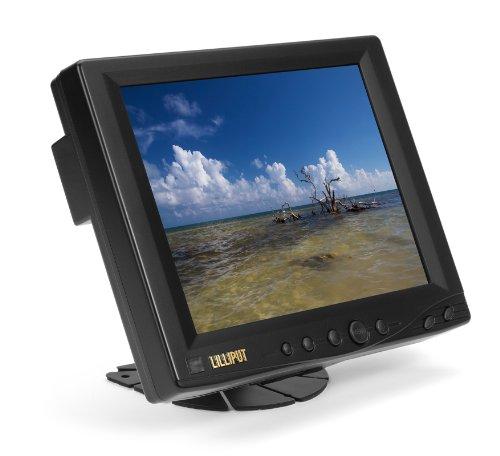 "Lilliput 809Gl-80Np/C/T 8"" (4:3) Vga Touch Screen Tft Lcd Display"