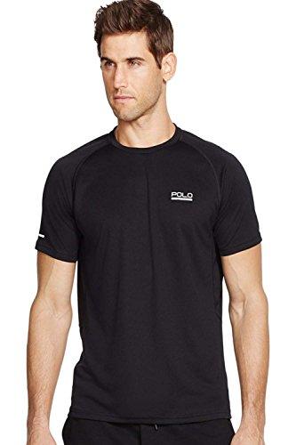 Polo Sport Men's Performance T-Shirt (Black) (Small)