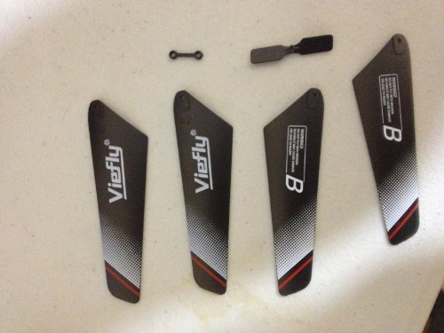 Replacement Spare Parts for V789 NEXUS BLADES SET