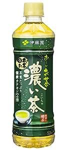 伊藤園 おーいお茶 濃い茶 525ml×24本