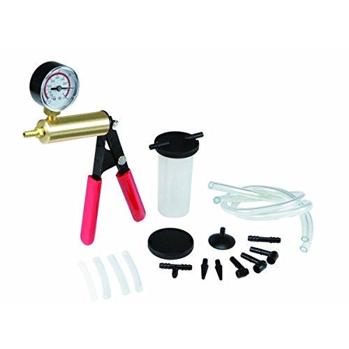 Hfs 2 In 1 Brake Bleeder & Vacuum Pump Test Tuner Tool Kit New