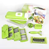 Genius Nicer Dicer Plus Multi Chopper Vegetable Cutter Fruit Slicer