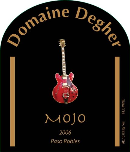 2006 Domaine Degher Mojo Red Paso Robles 750 Ml