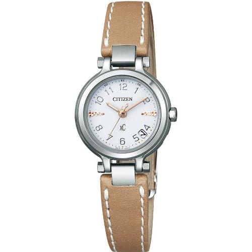 [シチズン]CITIZEN 腕時計 xC クロスシー Eco-Drive エコ・ドライブ 電波時計 Perfex搭載 XCB38-9244 レディース