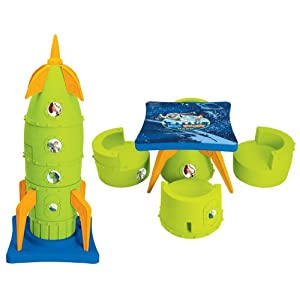 Kids Only Toy Story Rocket Table Set