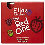 Ella's Kitchen Organic Smoothie Fruits The Red One 5 x 90g