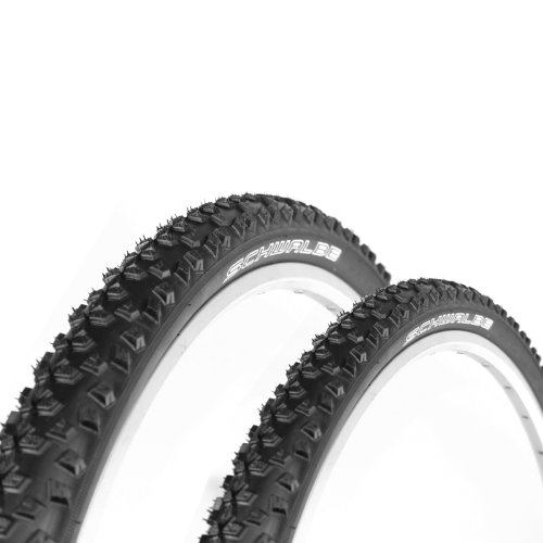 2x Schwalbe Smart Sam Reifen 26 x 2,1 54-559 Performance Draht Neu A198