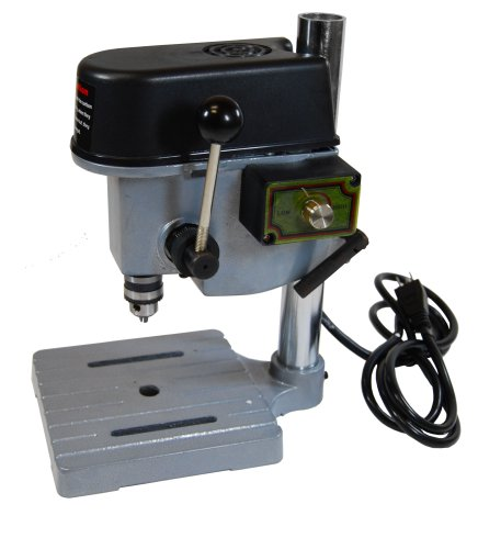 SE 97511MDP 8500 RPM 3-speeds Mini Drill Press Bench Jeweler Hobby