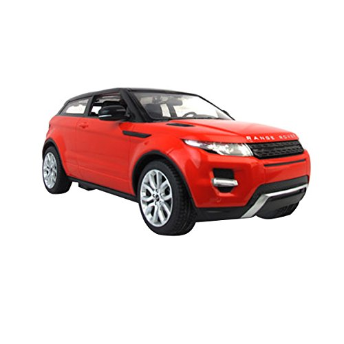 Yesurprise Rastar New Best Christmas Birthday Gift R/C 1:14 Remote-Control Car Range Rover Evoque 47900 Red Car Model