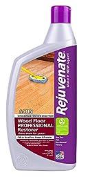 Rejuvenate 32oz. Professional Wood Floor Restorer with Satin Finish