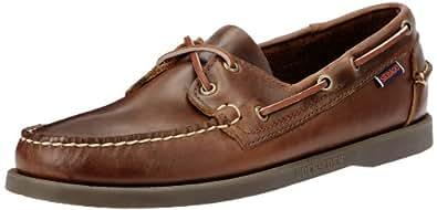Sebago Docksides, Chaussures bateau homme, Marron (Brown), 40 EU (6.5 UK)