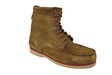 Amazon.com: SUPERDRY SPORT BROWN BOOTY MS0JS017-20O 44 Brown: Shoes