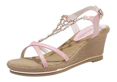 freerun-womens-sandals-summer-sweet-flowers-t-strap-thongs-ladies-wedge-dress-shoes-8-bmuspink