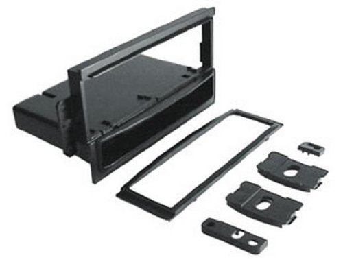 Scosche Dash Kit for 1992-Up General Motors Oversize Radio Multi Kit with 2 Cd Pocket
