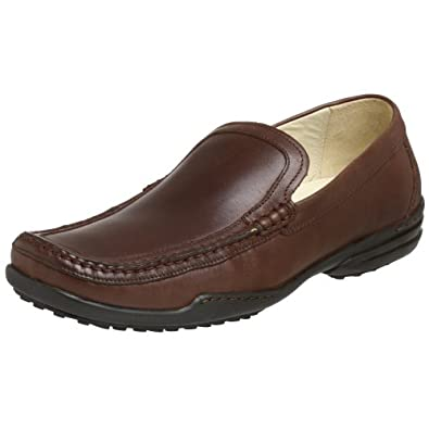 Kenneth Cole New York Men's Cruize Line Slip-On,Brown,7 M US