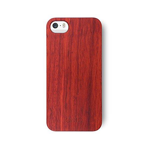 iATO Rose wood cover case