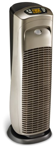 Hunter 30756 PermaLife Tower Air Purifier with 3-Speed Fan
