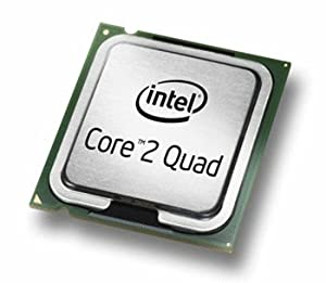 Intel Core 2 Quad Processor Q8300 2.5GHz 1333MHz 4MB LGA775 CPU, OEM