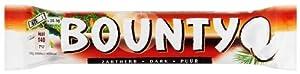 Bounty Dark Double 57 g (Pack of 24)