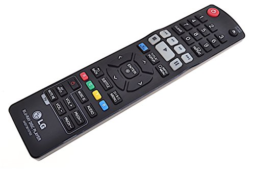 LG AKB73615702 Remote Control (Lg Blu Ray Remote compare prices)
