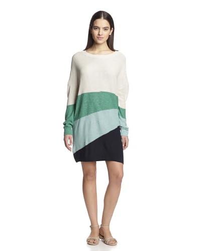 Band of Outsiders Women's Striped Sweater Dress