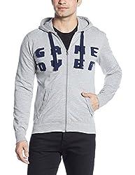 People Men's Cotton Sweatshirt (8907496122204_P10101359383100_Small_Grey Melange)