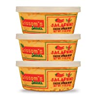 3-Pack Jalapeno Cheese Spread