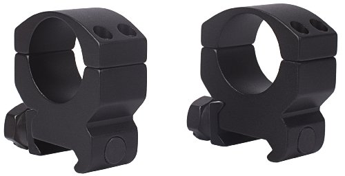 Millett Tactical Quick Detachable 1-Inch Tactical Rings, Medium Height
