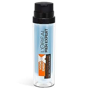L'Oreal Men Expert Hydra Energy Feuchtigkeits-Fluid für den 3-Tage-Bart, 1er Pack (1 x  50 ml)