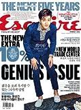 Esquire  2015年3月号  チェ・シウォン チャ・スンウォン 韓国ap04