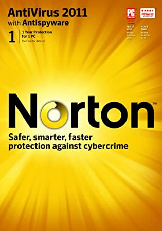 Norton AntiVirus 2011 - 1 User / 1 PC [Download] [OLD VERSION]