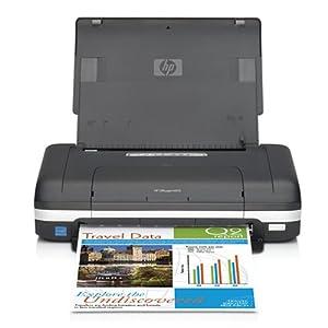 HP H470wbt Officejet Mobile Printer