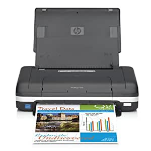 HP H470wbt Officejet Mobile Printer
