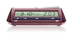 The DGT 2010 Digital Chess Clock and Game Timer