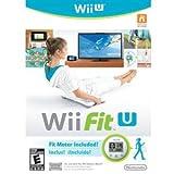 Nintendo Genuine Wii Fit U with Fit Meter WiiU