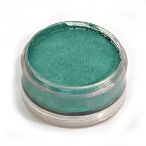 Wolfe Face Paints - Metallic Green M62 (3.17 oz/90 gm)