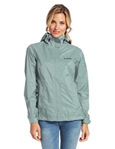 哥伦比亚 Columbia Trail Turner 女士软壳防风冲锋衣蓝 $59.5