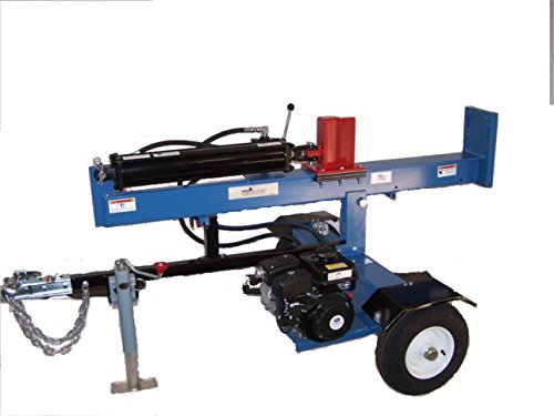 Horizontal/Vertical 20 Ton Log Splitter With A 3Hp Electric Motor