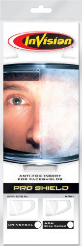 PRO SHIELD Anti-Fog Visor Insert - Universal Fit (Pinlock Visor Insert compare prices)