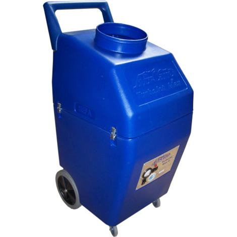 Air-Care: TurboJet Max ll Negative Air Duct Cleaning Machine AD302
